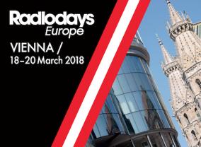 RadioDays Europe, Vienna!