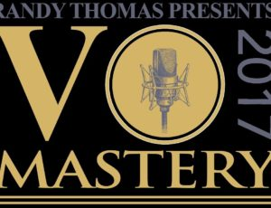 VO Mastery session with Randy Thomas